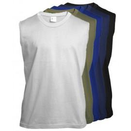 Pánské triko bez rukávů