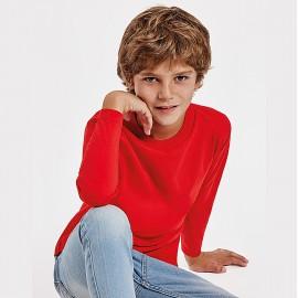 dětské tričko s dlouhým rukávem