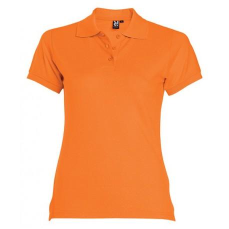 Dámské tričko oranžové Star