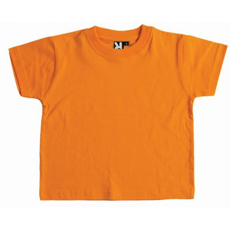 Dětské oranžové tričko Baby