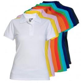 Dámské tričko s límečkem, Estrella