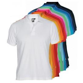 Pánské tričko s límečkem, Star