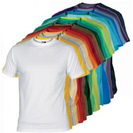 Jednobarevné tričko Braco