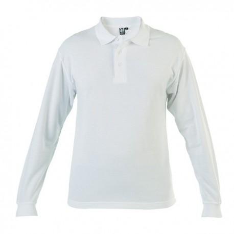 bílé tričko s límečkem
