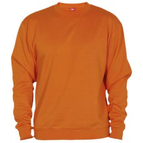 oranžová mikina Clásica