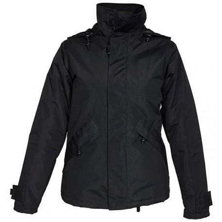 černá bunda Europa