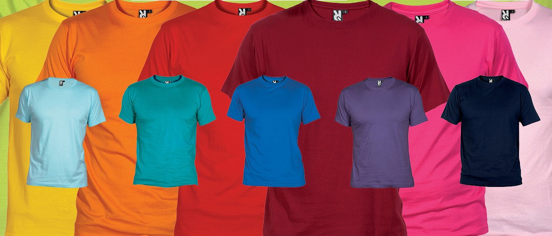 Jednobarevná trička Dogo